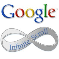 Google Tests Sticky Search Bar and Infinite Scrolling