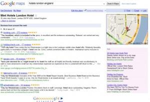 Google Places Removes Reviews