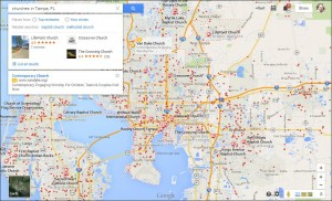 Google-Maps-Churches-in-Tampa